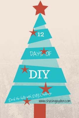 12 Days of DIY